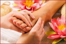láb és gyógy masszázs Igalon